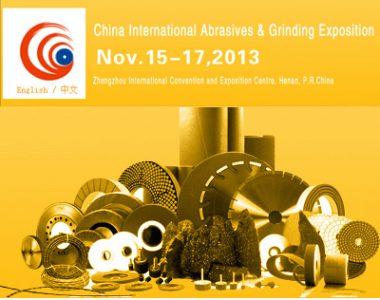INTERNATIONAL ABRASIVES TRADE SHOW, CHINA